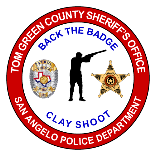 Back The Badge Clay Shoot - San Angelo