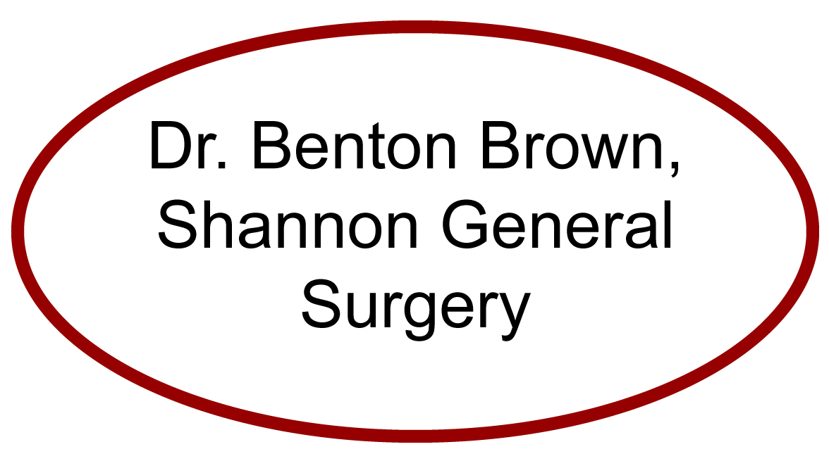 Dr. Benton Brown, Shannon General Surgery